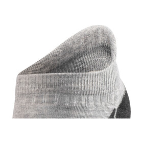 Falke TK5 Invisible Strømper Damer grå/sort